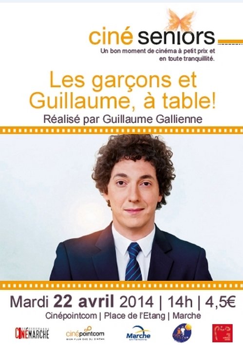Gefunden zu guillaume tabel auf - Guillaume les garcons a table streaming ...
